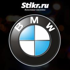 Наклейка BMW